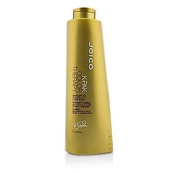 K-Pak Color Therapy Shampoo - To Preserve Color & Repair Damage (New Packaging) 1000ml or 33.8oz