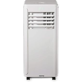 Daewoo 12000 Btu 3-in-1 Tragbare Klimaanlage