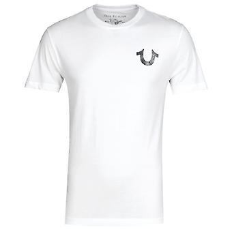 True Religion Lullaby White T-Shirt