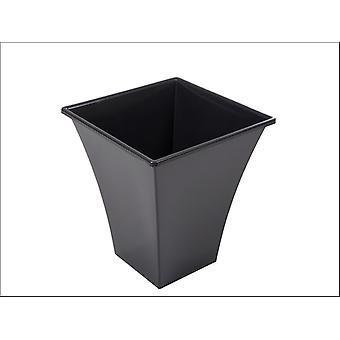 What More Metallica Pot Black 23 x 23 x 26cm 411260