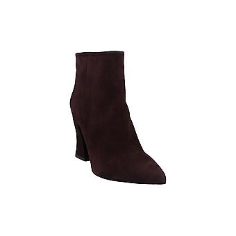 Kenneth Cole New York Womens Thea Fabric Pointed Toe Ankle Fashion Boots