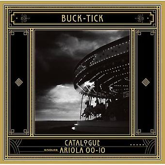 Buck Tick - Catalogue Ariola 00-10 [CD] Usa import