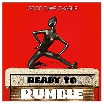 Good Time Charlie - Ready to Rumble [CD] USA import