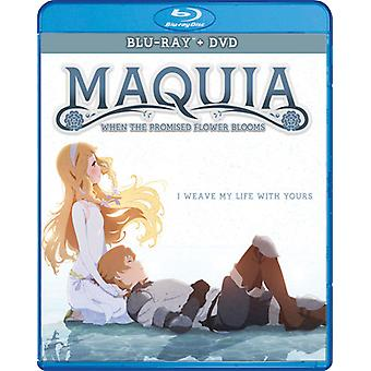 Maquia: When the Promised Flower Blooms [Blu-ray] USA import