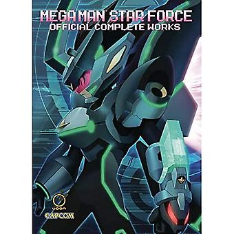 Mega Man Star Force: Official Complete Works Hardcover