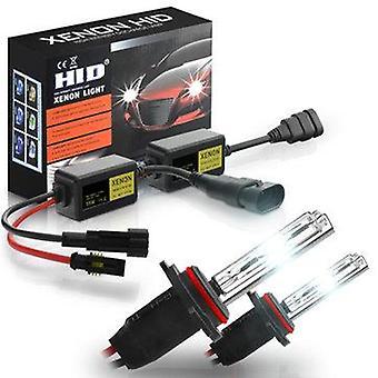 6000K HID Xenon Headlights Conversion Kit H1 H3 H4 H7 H8/H9/H11 9005 9006