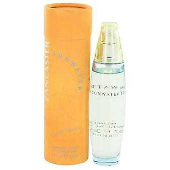 Sunwater By Lancaster Eau De Toilette Spray 1 Oz (women) V728-401846