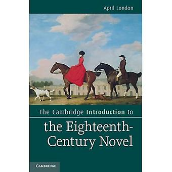 De Cambridge-Inleiding tot de achttiende-eeuwse roman