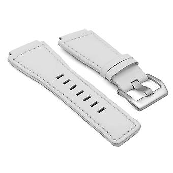 Strapsco dassari magnum bracelet de montre en cuir pour bell & ross