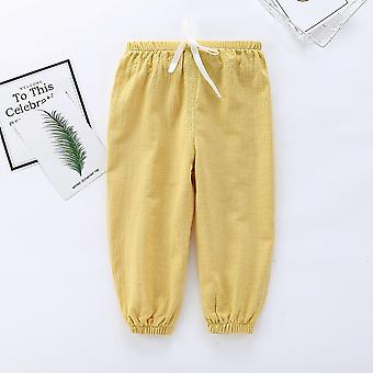 Spring Summer/girls Air Conditioning Pants