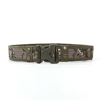 New Army Style Combat Quick Release Tactical Belt