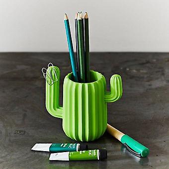 Contenitore penna cactus