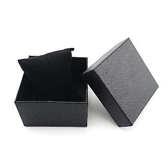 Portable High Grade Watch Box, Durable Present Case For Bracelet Bangle Jewelry