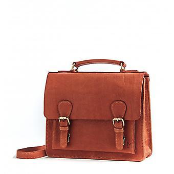Le Téméraire (S) - Terracotta - Bubble Leather