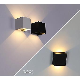Led Wall Light, Outdoor Waterproof Ip65 Porch Garden Wall Lamp