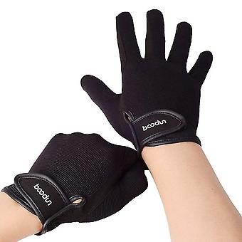 Professional Wear-resistant Antiskid Horse Riding Gloves