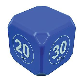 Timecube Plus 10-20-30-60 Second Preset Timer - Blue
