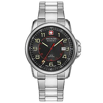 Mens Watch Swiss Military Hanowa 06-5330.04.007, Quartz, 43mm, 5ATM