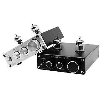 FX-Audio TUBE-03 MINI Bile Preamp Tube Amplifier Buffer HIFI Audio Preamplifier Treble Bass Adjustme
