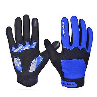 Syksyn ja talven Unisex-kosketusnäyttökoukku Pitää lämpimän liukumattoman hanskan