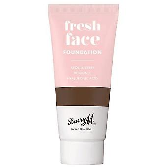 Barry M Fresh Face Liquid Foundation - Ombra 19