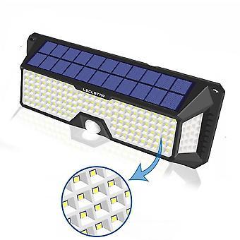 Home Garage Garden Light Solar Powered Wall Street Lamp (268 Led Light)