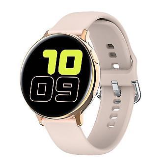S20 Ecg Smart Watch Men Women Full Touch Screen Ip68 Waterproof Heart Rate