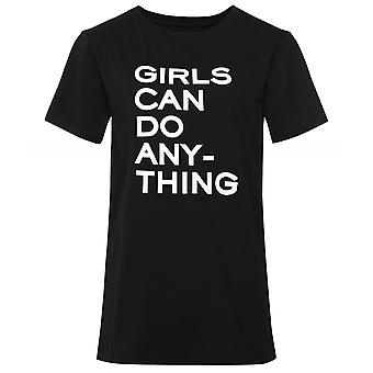 Camiseta de slogan zadig & voltaire Bella