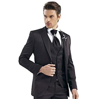 Formal Suits Slim Fitted Wedding Tuxedos ( Set 1)