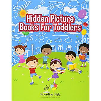 Hidden Picture Books for Toddlers by Kreative Kids - 9781683772552 Bo