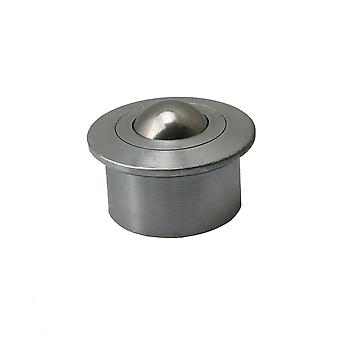 22mm Diametru Ball Metal Transfer Rulment Unitate de înaltă sarcină Transportor Roată
