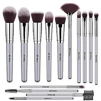 BS04 - BS-MALL 14 stk. eksklusive makeup-/makeuppensler af bedste kvalitet