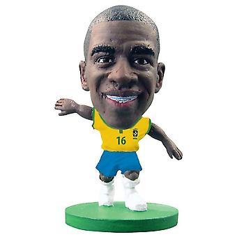 SoccerStarz figura Brasil casa Kit Ramires