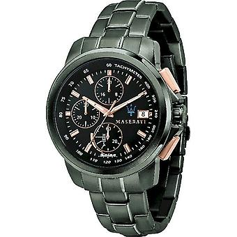 Maserati Men's Watch Successo 44mm Solar R8873645001