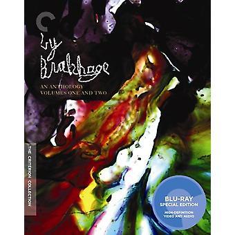 By Brakhage: Anthology 1 & 2 [BLU-RAY] USA import