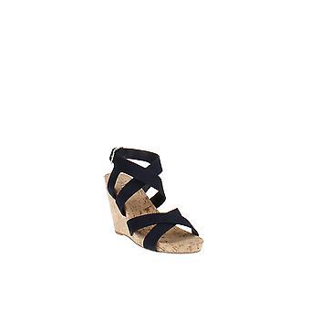 INC | Landor Strappy Wedge Sandals