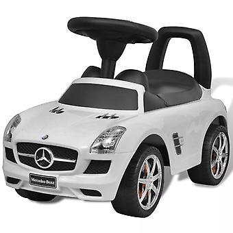 Laufwagen Mercedes Benz White