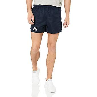 Canterbury Men's Advantage Rugby Shorts, Bleu (Marine), Petit
