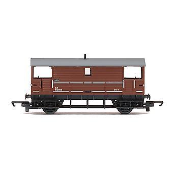 הורנבי 20T סחורות בלם ואן דרום הרכבת 55918 עידן 3 מודל רכבת