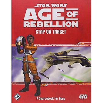 Star Wars Age of Rebellion Ophold på Target en kildebog for esser brætspil