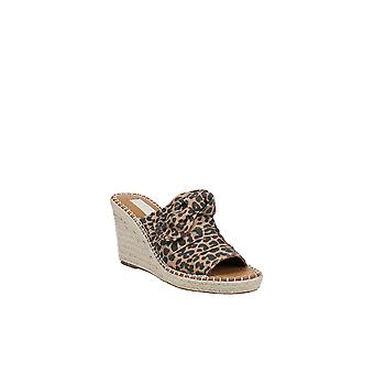 Sugar | Hundreds Knotted Band Wedge Sandals