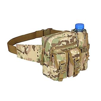 new cp bag tactical waist bag water bottle phone pouch for outdoor sports sm16536