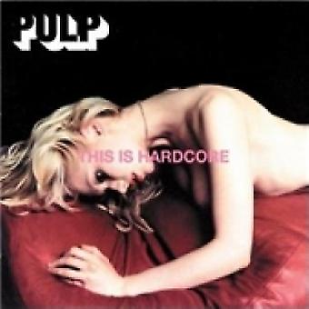 Pulp This Is Hardcore CD