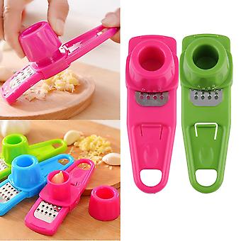 Creative Simple Multi-function Garlic Ginger Grinder Device Kitchen Tools