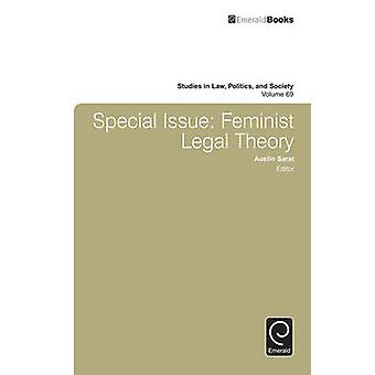 Special nummer feministisk juridisk teori av Sarat & Austin