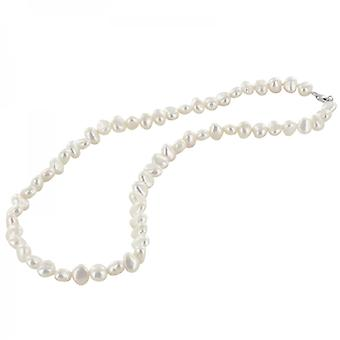 Shipton and Co Ladies Shipton And Co Silver And Freshwater Pearls Beads BBG002FP