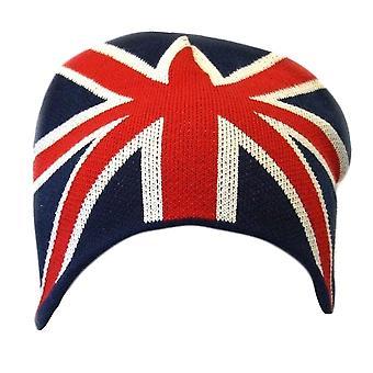 בריטניה הגדולה האיחוד ג'ק דגל החורף ביני כובע