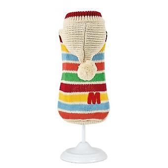 Nayeco Живопись Вязаный свитер (Собаки, Одежда для собак, Свитера и толстовки)