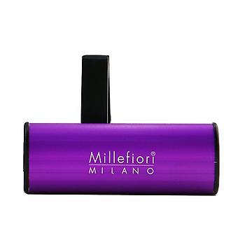 Millefiori Icon Classic Car Air Freshener - Mineral Gold 1pc