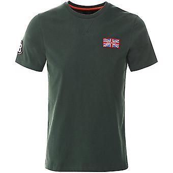 Hackett Crew Neck Badge T-Shirt